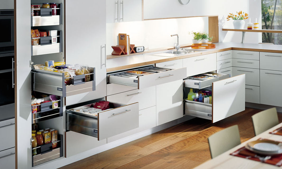 Simple style solutions for your kitchens