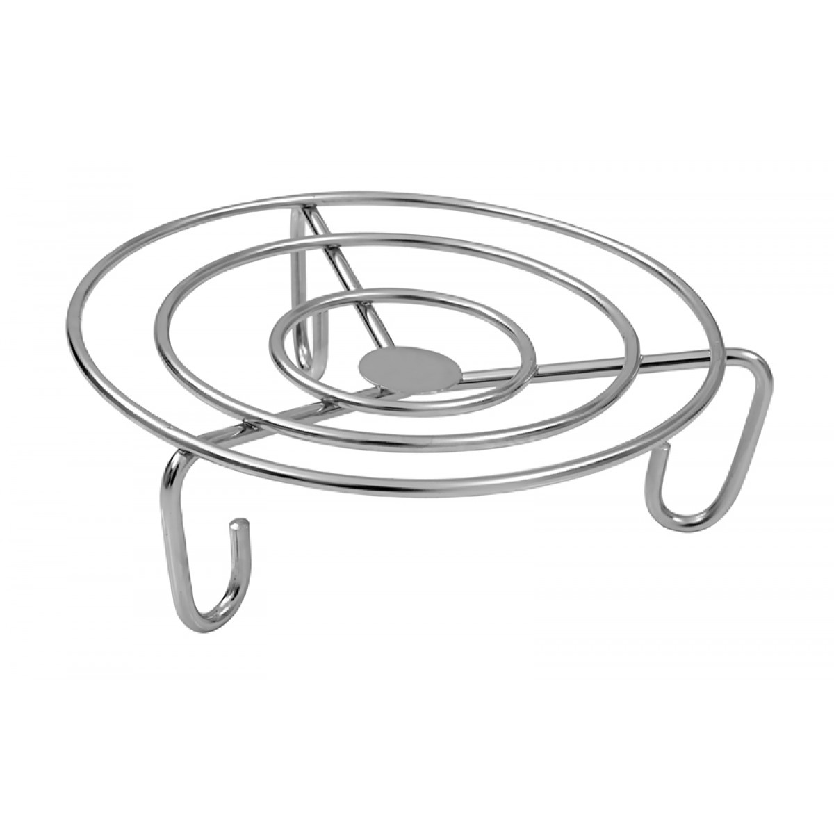 sc 1 st  Klaxon Hardware & Klaxon Round Hot Plate Stand for Kitchen - Stainless Steel